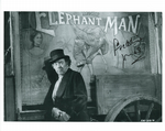 Freddie Jones, ELEPHANT MAN 10 x 8 genuine signed autograph 11106